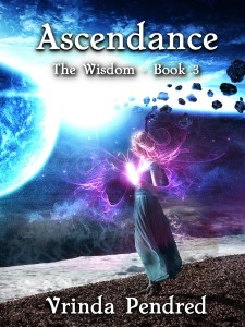 Ascendance by Vrinda Pendred