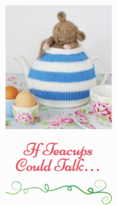 If Teacups Could Talk... - The Definitive Herbal Tea Review Blog